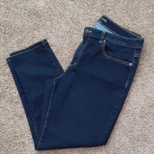 NWOT Michael Kors Izzy Cropped Skinny Jean